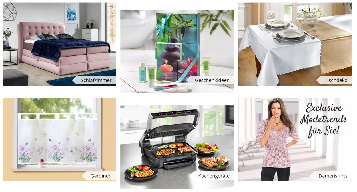 Brigitte Salzburg Inspirationen Online-Shop